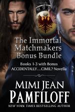 Boxed Set: The Immortal Matchmakers, Inc. BONUS Bundle