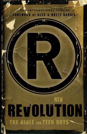 NIV  Revolution  The Bible for Teen Guys  eBook PDF