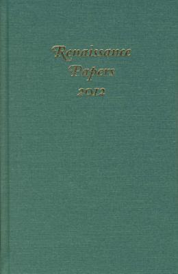 Renaissance Papers 2012 PDF