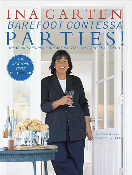 Download Barefoot Contessa Parties  Book
