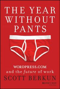 The Year Without Pants