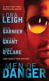 Men of Danger: A Romantic Suspense Anthology