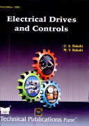 Electrical Drives And Control