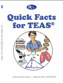 The Remar Review Quick Facts for TEAS Book