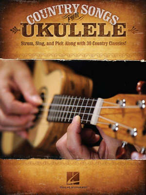 Country Songs for Ukulele  Songbook