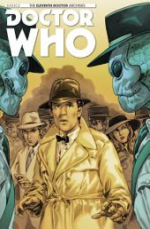 Doctor Who: The Eleventh Doctor Archives #15: As Time Goes By Part 2