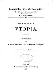 Thomas Morvs: Vtopia, Ausgabe 11