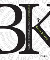 Essentials of Contemporary Business PDF