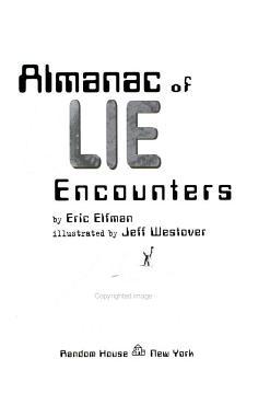 Almanac of Alien Encounters PDF