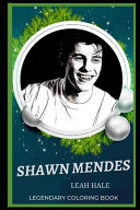 Shawn Mendes Legendary Coloring Book PDF
