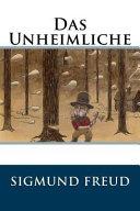 Download Das Unheimliche Book