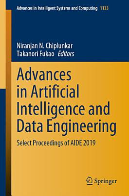 Advances in Artificial Intelligence and Data Engineering