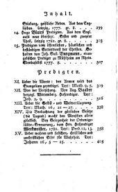Allgemeines Magazin für Prediger, Seelsorger und Katecheten: Band 3