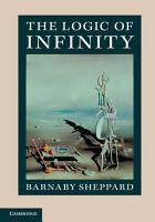 The Logic of Infinity PDF