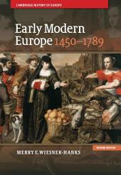 Early Modern Europe, 1450–1789: Edition 2