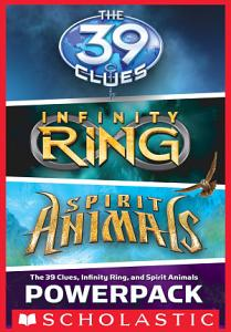 The 39 Clues  Infinity Ring  and Spirit Animals Powerpack Book