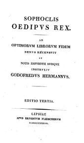 Oedipus Rex (3.ed 1833)