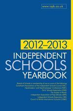 Independent Schools Yearbook 2012-2013