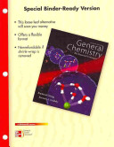 Loose Leaf Version for Chemistry  The Essential Concepts  Book