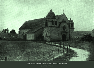 The Missions of California and the Old Southwest PDF