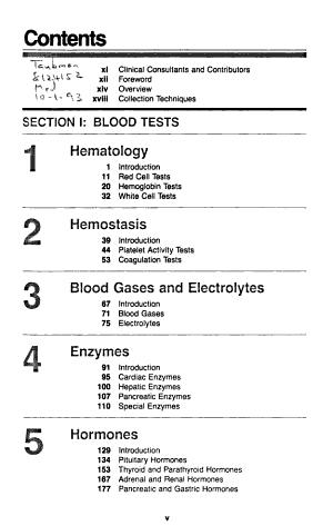 Illustrated Guide to Diagnostic Tests