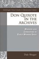 Don Quixote in the Archives PDF
