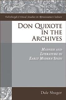 Don Quixote in the Archives Book