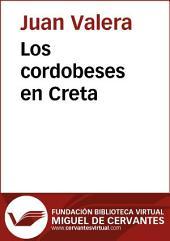 Los cordobeses en Creta
