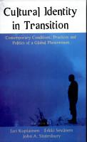 Cultural Identity in Transition PDF