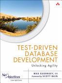 Test-Driven Database Development