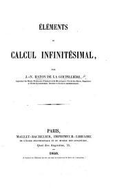 Éléments du Calcul Infinitésimal