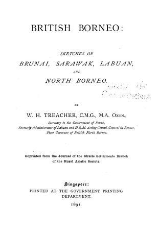 British Borneo PDF