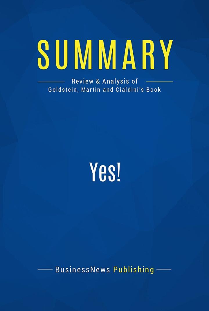 Summary: Yes!