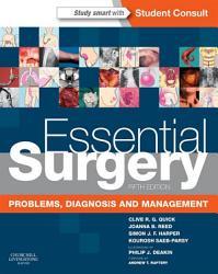 Essential Surgery E Book Book PDF