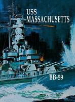 USS Massachusetts  BB 59  PDF