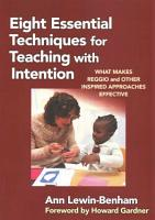 Eight Essential Techniques for Teaching with Intention PDF