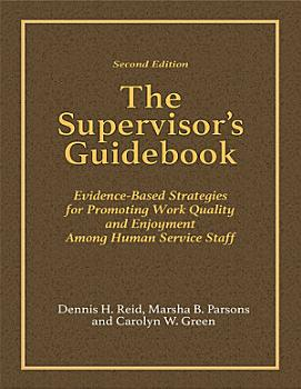 The Supervisor s Guidebook PDF