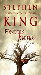 Finders Keepers Book
