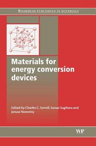 Materials for Energy Conversion Devices