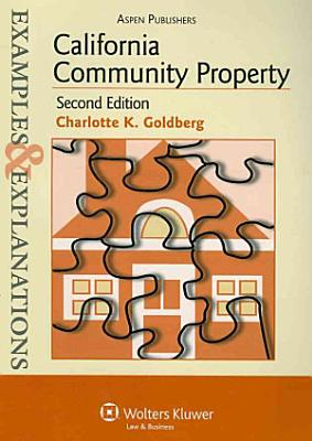 California Community Property PDF