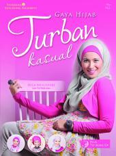 Gaya Hijab Turban Kasual