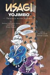 Usagi Yojimbo Volume 18: Travels with Jotaro: Volume 18