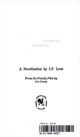 For the Love of Benji PDF