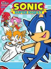 Sonic Super Digest #17