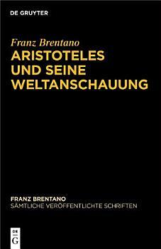 Aristoteles und seine Weltanschauung PDF