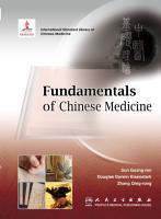 Fundamentals of Chinese Medicine PDF