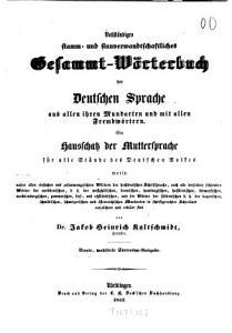 Vollst  ndiges stamm  und sinnverwandtschaftliches Gesammt W  rterbuch der Deutschen Sprache aus allen ihren Mundarten und mit allen Fremdw  rtern PDF