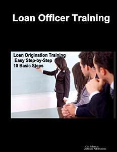 Loan Officer Training PDF