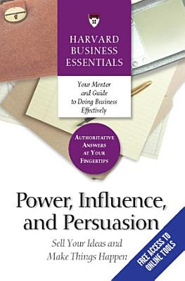 Power  Influence  and Persuasion PDF