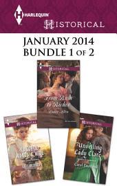 Harlequin Historical January 2014 - Bundle 1 of 2: An Anthology